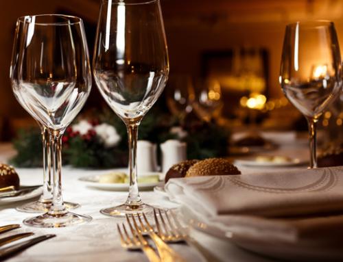 Pidulik jõuluõhtusöök Kukruse Polaarmõisas